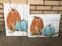 pumpkin pallet