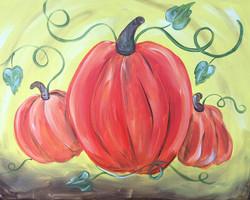 pumpkins three