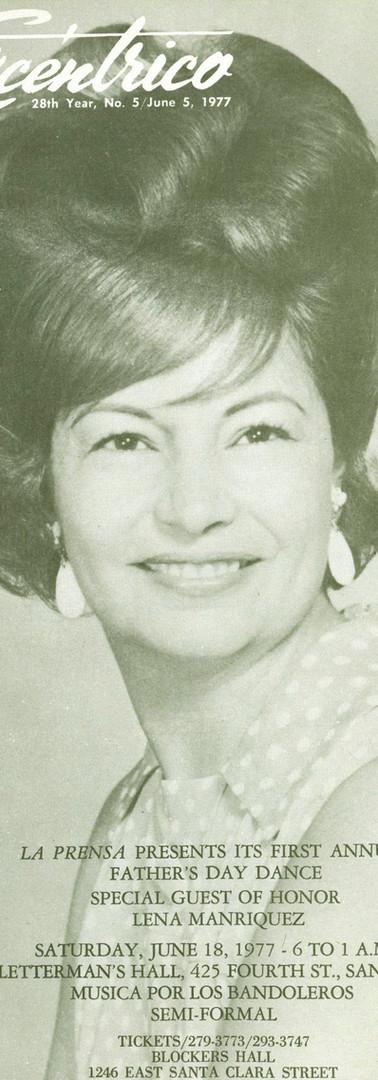 Lena Manriquez