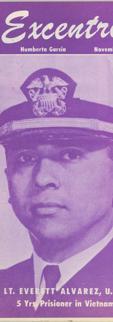 Everett Alvarez Jr.