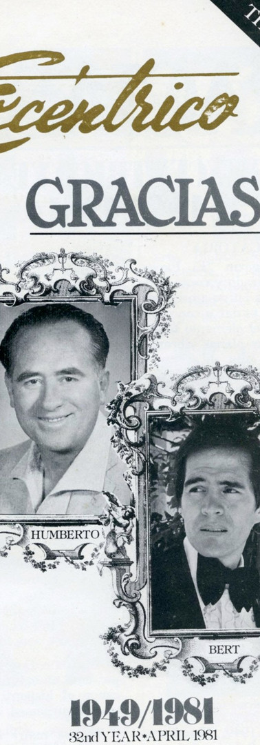Humberto Garcia II and his son