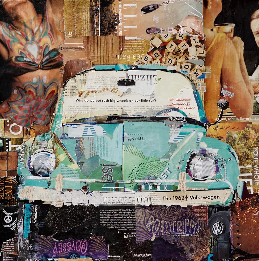 VW BUG ART, VW BUG
