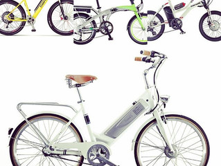 ELECTRIC BIKES... IN A NUTSHELL