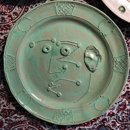 Cassius plate