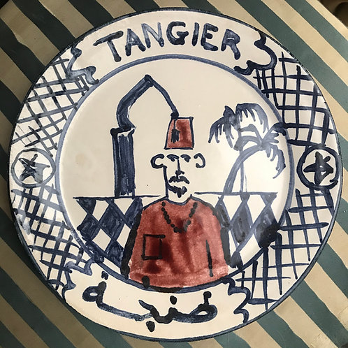 Tangier Plate