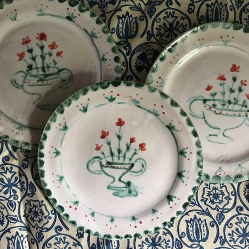 Tha Vanessa plate