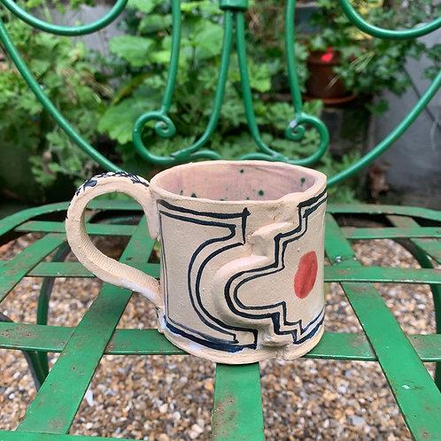 Gable Wrap Mug