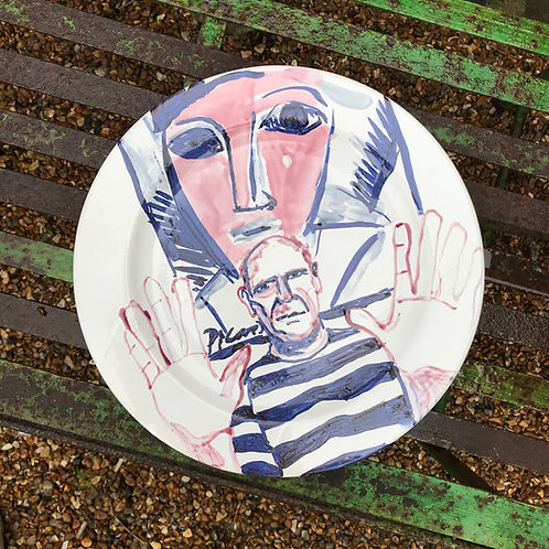 Picasso Large Plate