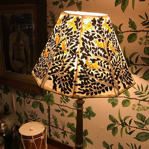 Black Tree of life Lamp Shades