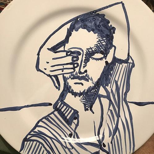 I.C.U. Ulisses plate