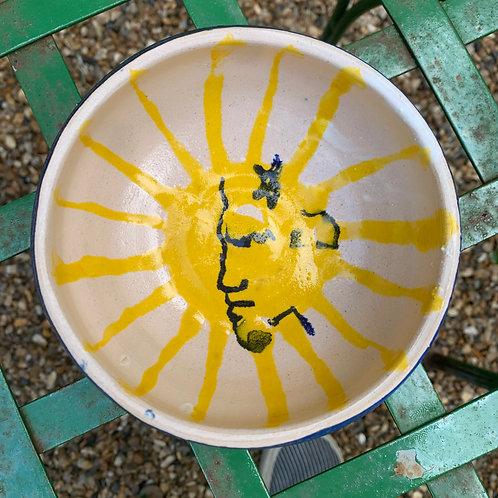 Sunshine Faun bowl