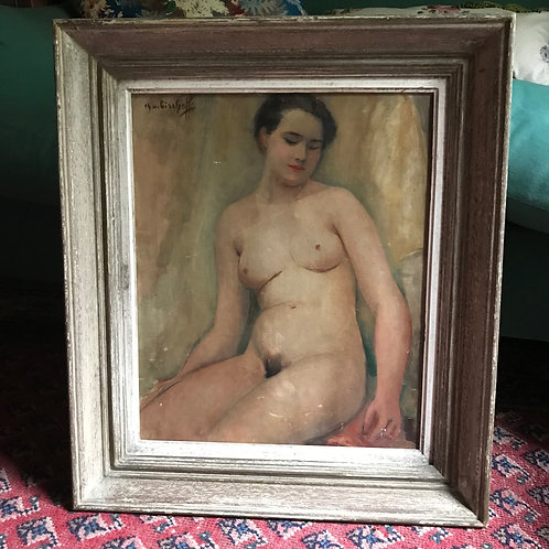 A French nude C1930.