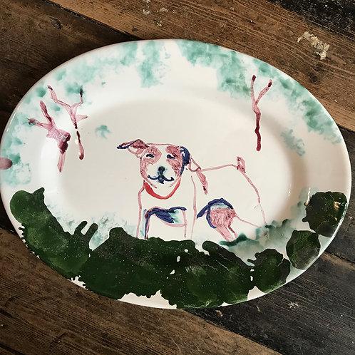 Jack The Lad Platter