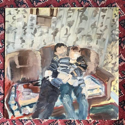 The Couple by Tatyana Ostapenko
