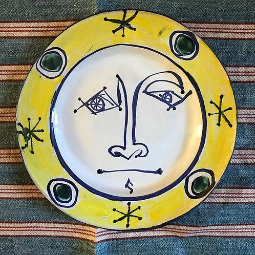 Mr Star plate
