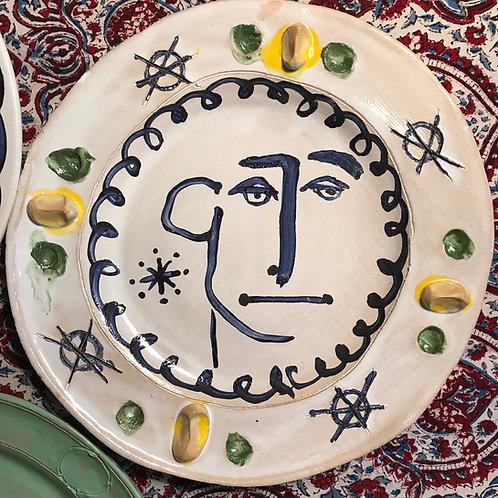Master Bates plate