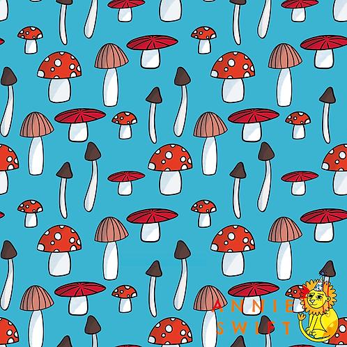 Mushroom - Non-Exclusive Seamless Design