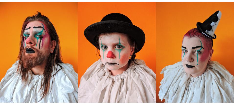 Clown Family