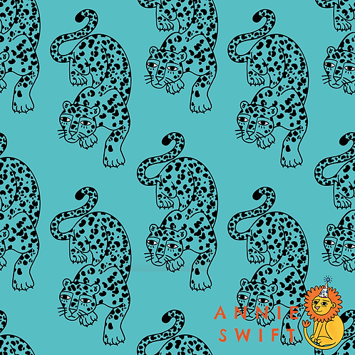 Leopards - Non-Exclusive Seamless Desig