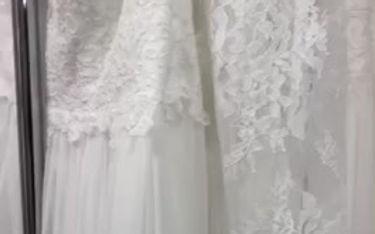 Petit aperçu des robes de mariée