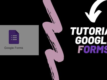 Google FORMS tutorial en ESPAÑOL | formulario google respuestas múltiples