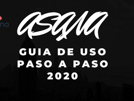 ASANA GUIA de uso PASO A PASO | parte 1
