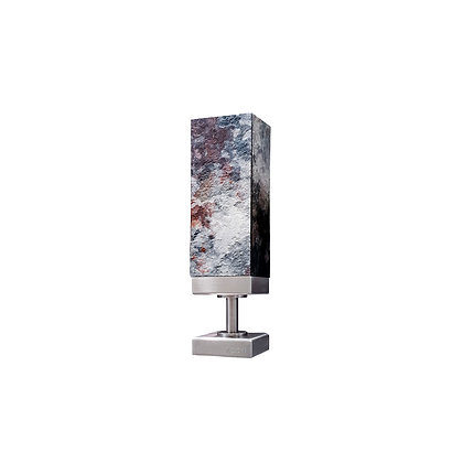 ALPHA BEDSIDE LIGHT - Purple Grey