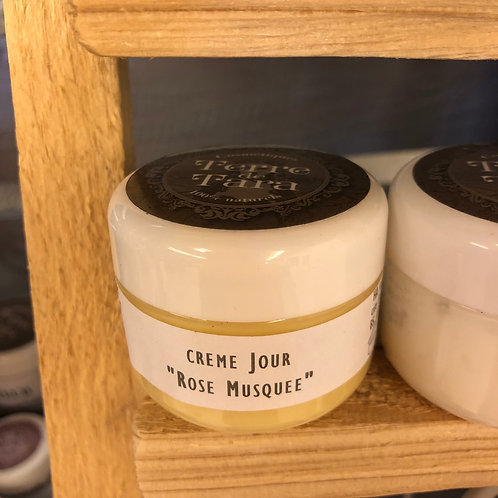 """Crème de jour """"Rose musquée"""" - 30 ml"""