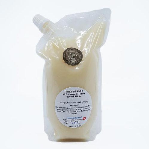 Recharge gel anti-tartre WC 500 ml