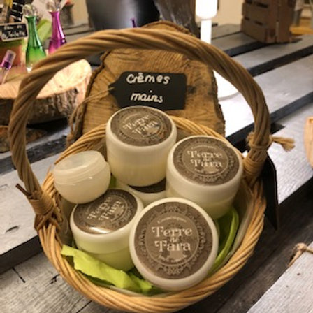 Crème douceur mains - 30 ml