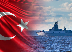 Turkey and its Maritime Conflicts