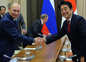 New approach: Why Russia and Japan might finally settle the island dispute