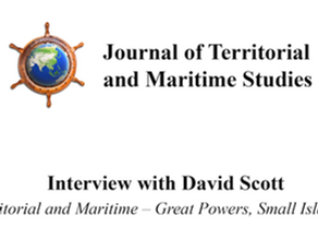 Territorial and Maritime – Great Powers, Small Islands