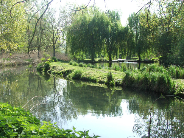 Photo parcours de pêche des fontaines