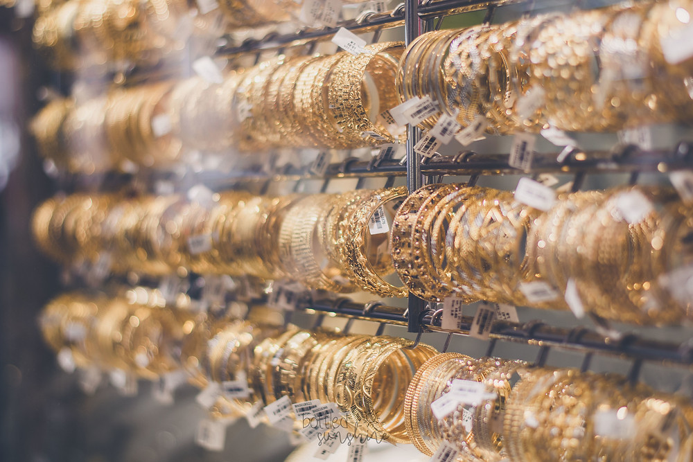 Old Dubai Gold Souk