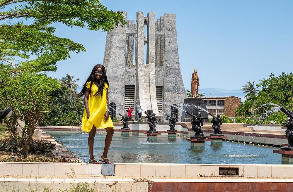 Kwame Nkrumah Mausoleum, Accra, Ghana