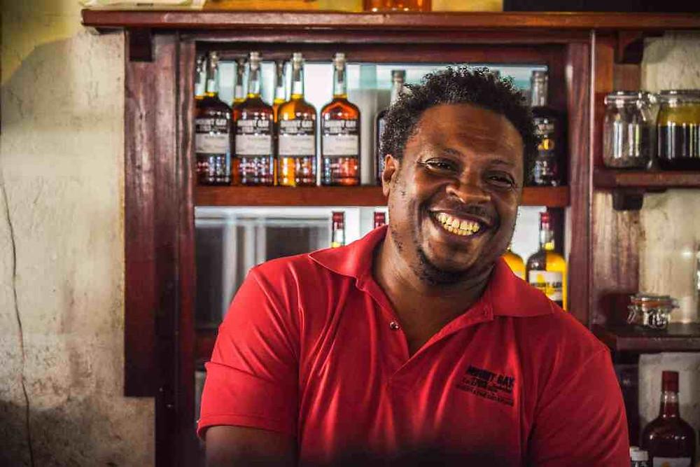 Ryan Adamson Mount Gay Rum Barbados