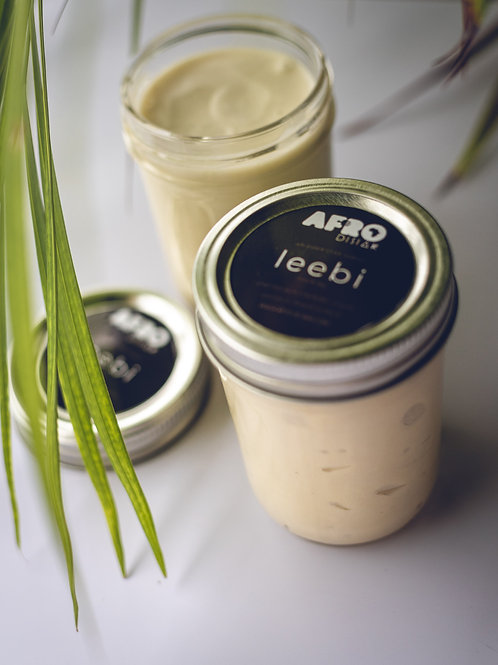 Leebi - Whipped Shea Butter