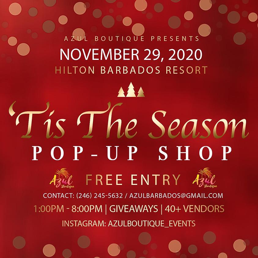 Azul Boutique's 'Tis The Season Pop Up Shop