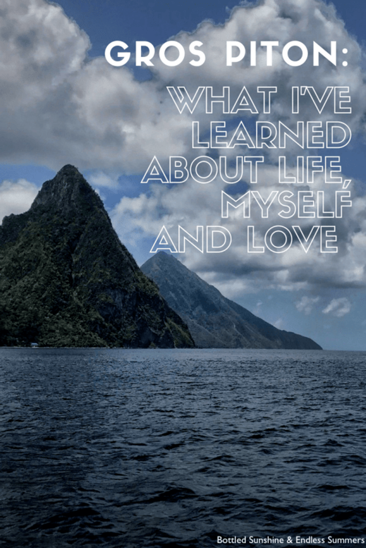 The Pitons - St.Lucia