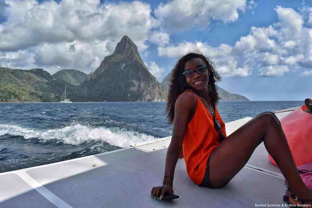Soufriere, St. Lucia - Sea Spray Cruises