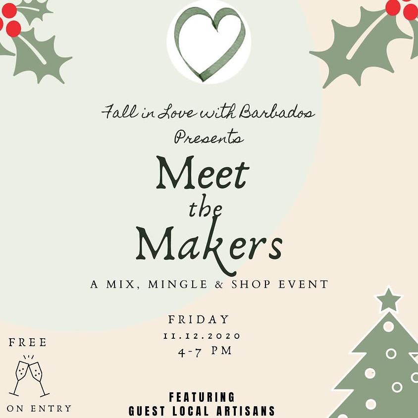 Meet The Makers - A Mix, Mingle & Shop Event