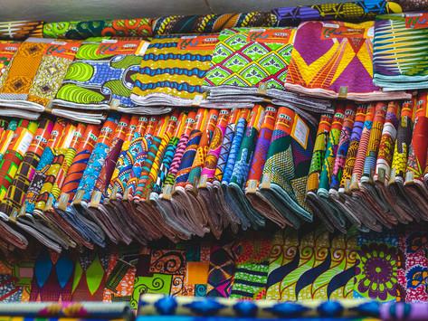 Fabric Shopping In Ghana