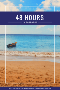 48 HOURS IN BARBADOS