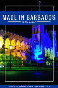 LOCALLY MADE BARBADIAN PRODUCTS