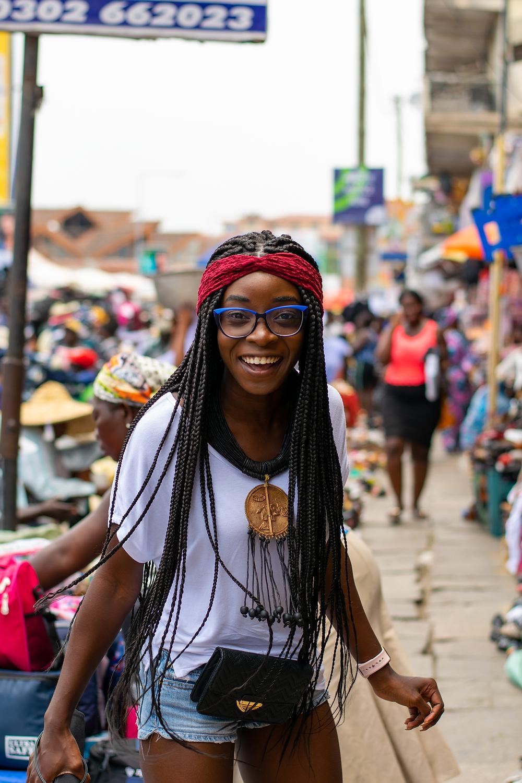 Makola Market - Accra Ghana