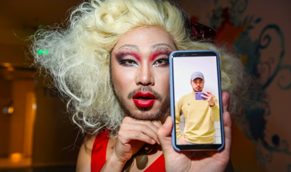 Drag queens of Beijing