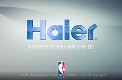 HaierTVw:Live Action Spot