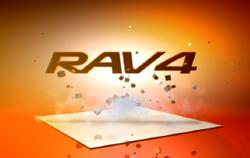 RAV 4 Spot