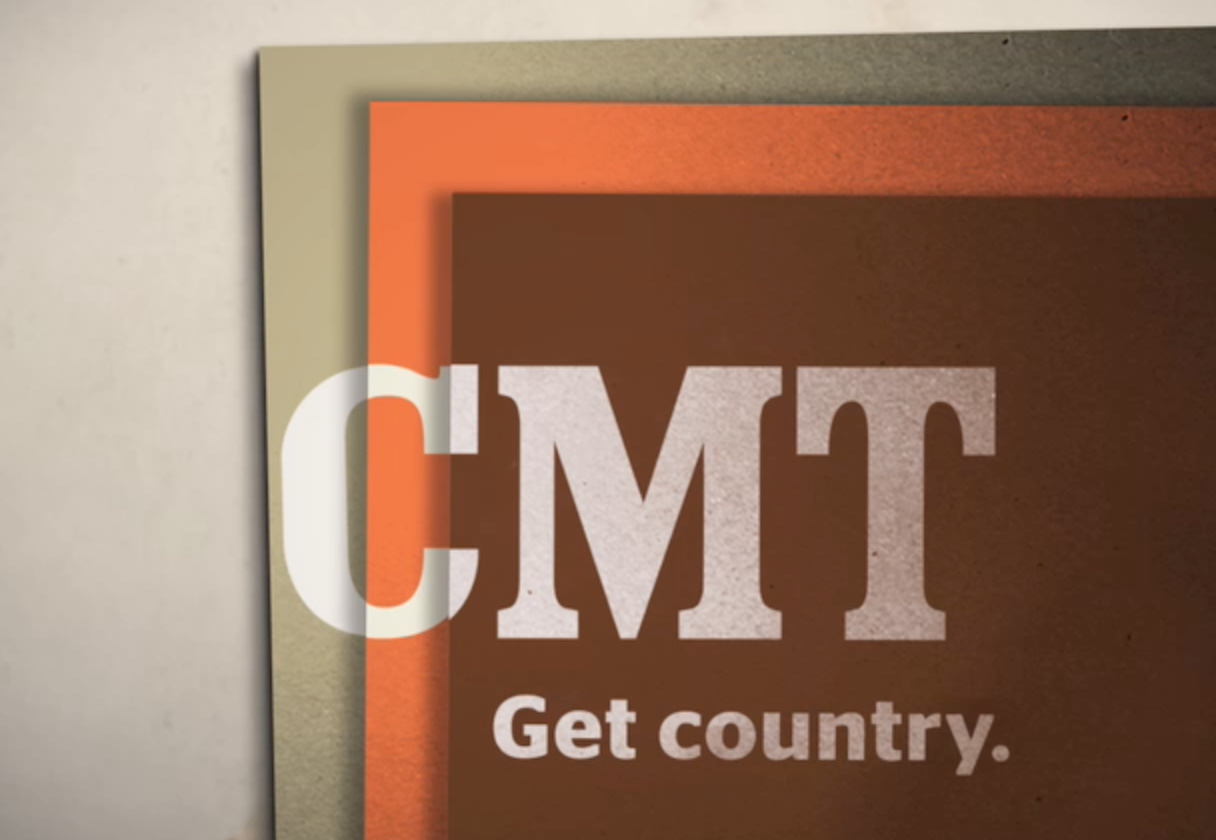 CMT Logo Animation